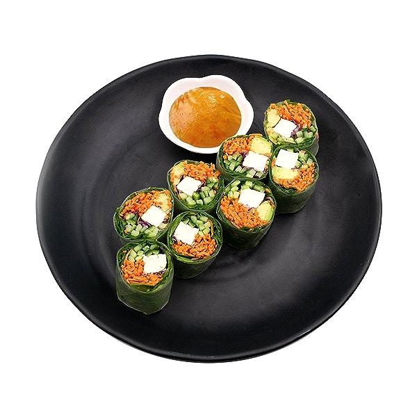 Soy Tofu Salad Roll, 7 oz 4