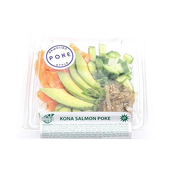 Kona Salmon Poke, 10 oz 3