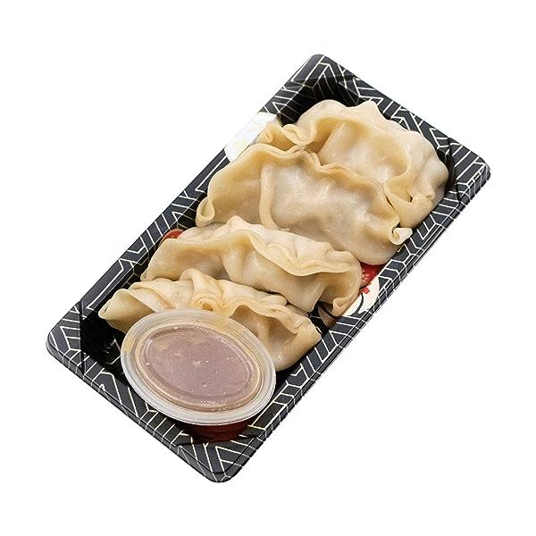 Pork Dumplings, 4 oz 2