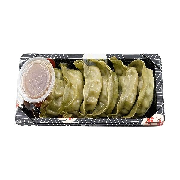 Green Veggie Dumplings, 4 oz 1
