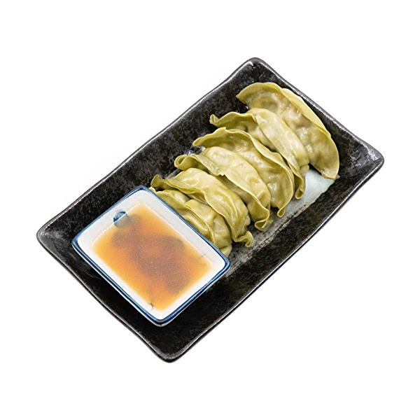 Green Veggie Dumplings, 4 oz 4