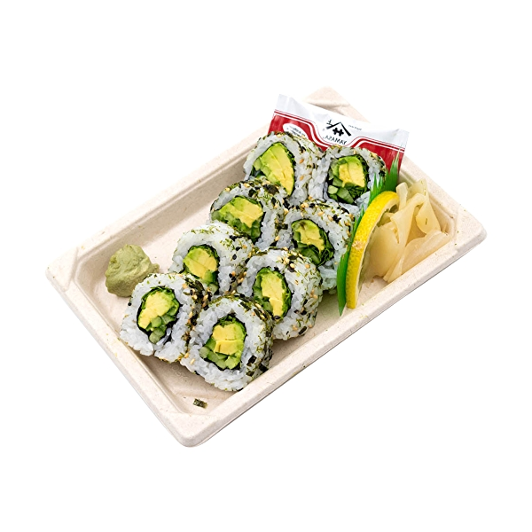 Green Veggie Roll, 7 oz 2