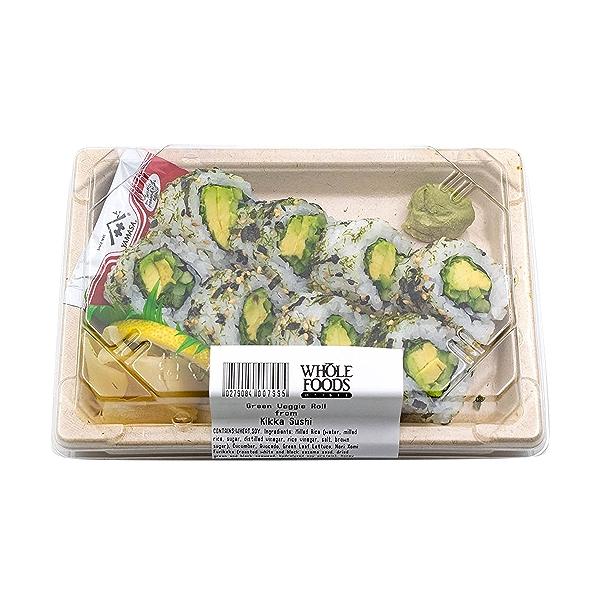 Green Veggie Roll, 7 oz 3