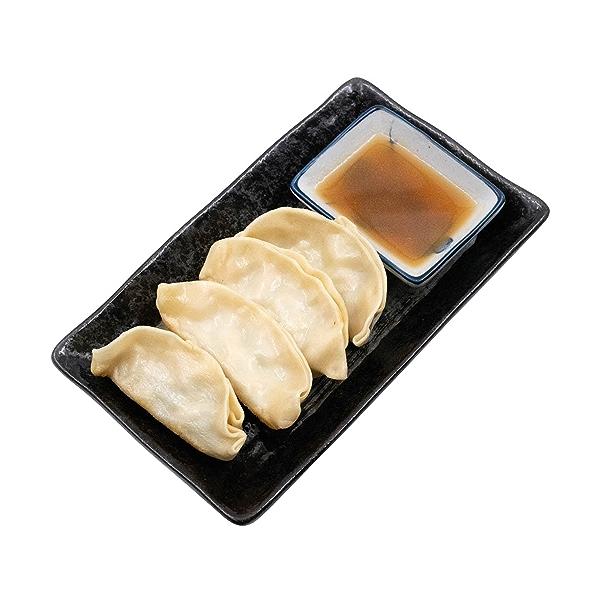 Vegetable Dumplings, 4 oz 3