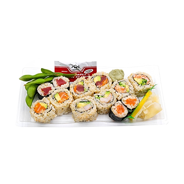 Sushi Combo, 9 oz 1