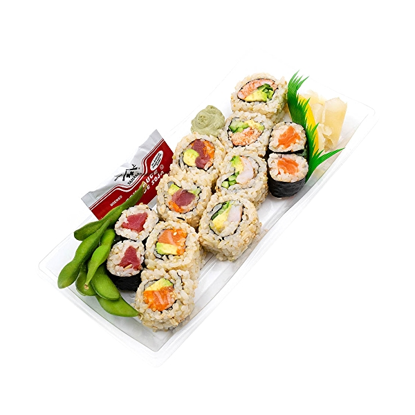 Sushi Combo, 9 oz 2