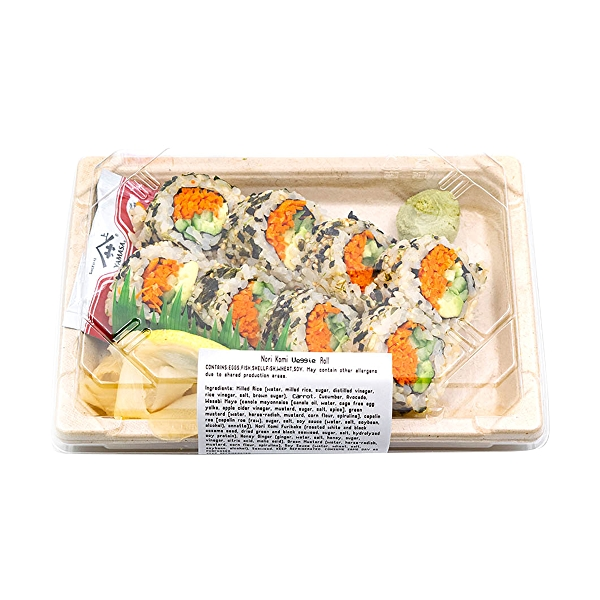 Veggie Nori Komi Roll, 7 oz 3