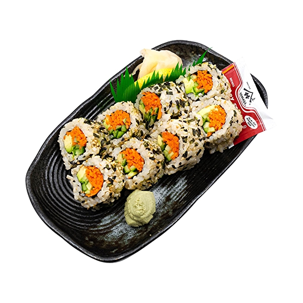 Veggie Nori Komi Roll, 7 oz 4