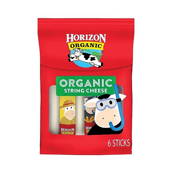 Mozzarella Stick Organic 6 Count 1