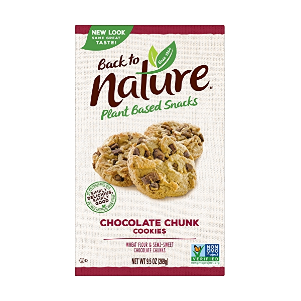 Chocolate Chunk Cookie, 9.5 oz 1