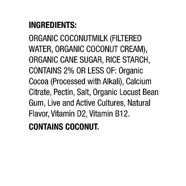 Yogurt Coconut Chocolate, 5.3 oz 2