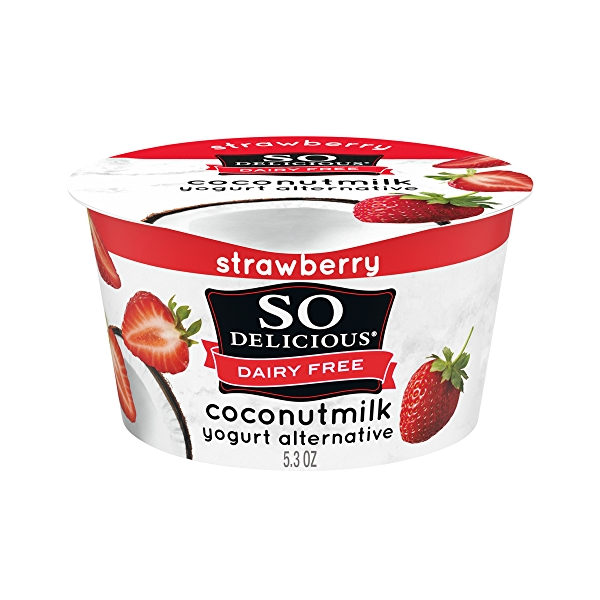 Yogurt Coconut Strawberry, 5.3 oz 1