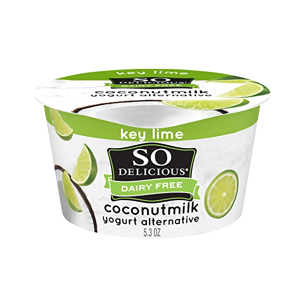 Yogurt Nondairy Coconut Milk Key Lime, 5.3 oz 1