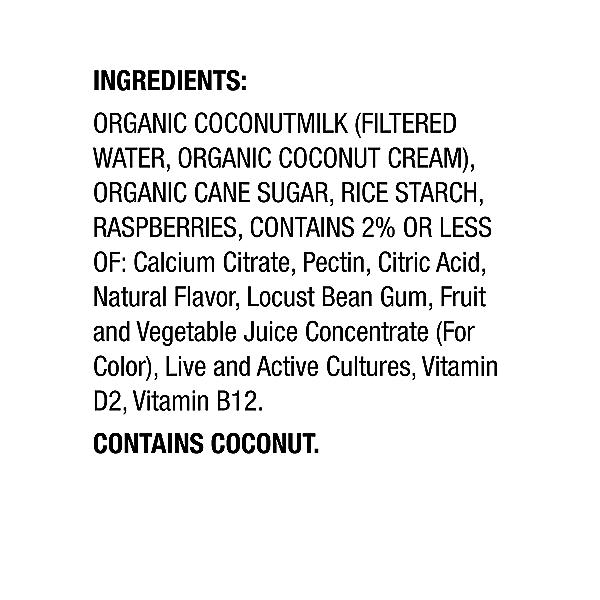 Yogurt Raspberry, 5.3 oz 2