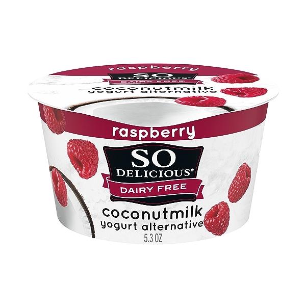 Yogurt Raspberry, 5.3 oz 1