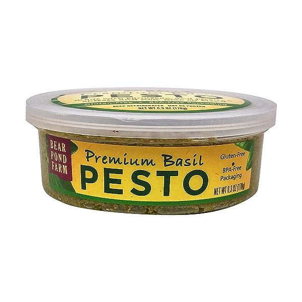 Premium Basil Pesto, 6.3 oz 1