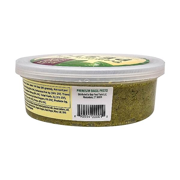 Premium Basil Pesto, 6.3 oz 3