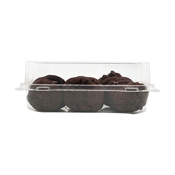 Double Chocolate Chip Mini Cookie 18 Count 1