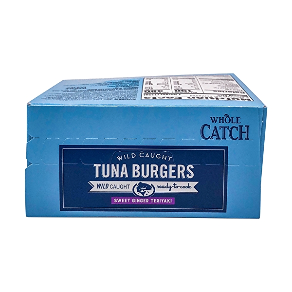 Tuna Burger 4