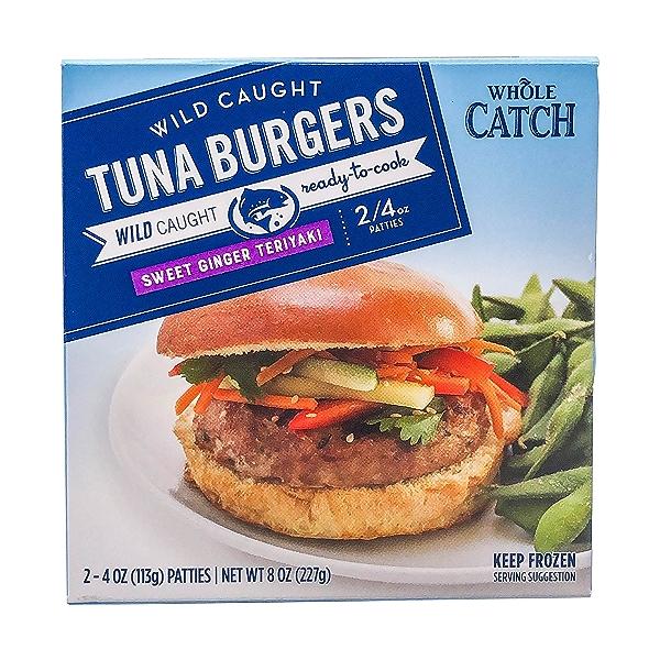 Tuna Burger 1
