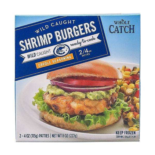Shrimp Burger 1