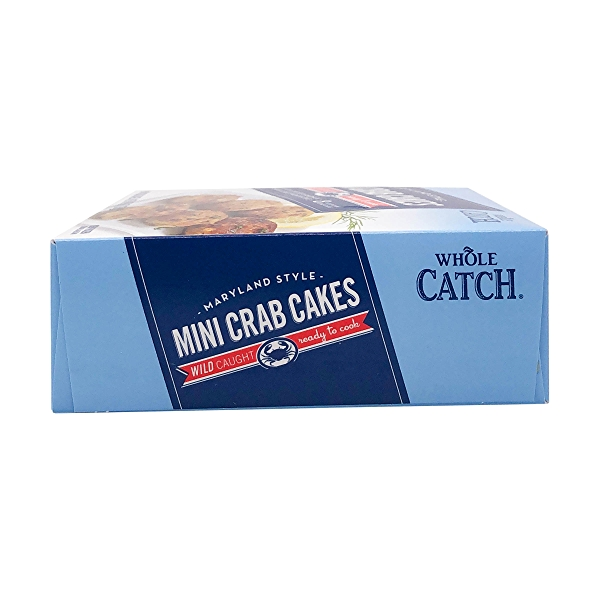 Maryland Style Mini Catch Crab Cakes 8 Count 3