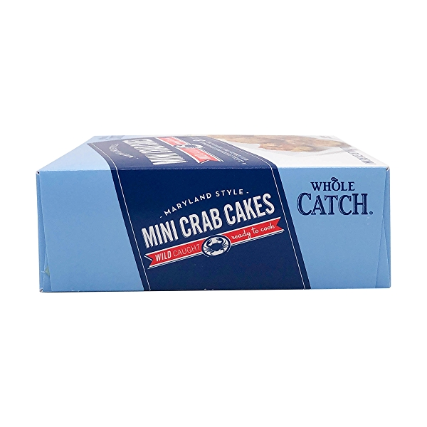 Maryland Style Mini Catch Crab Cakes 8 Count 4