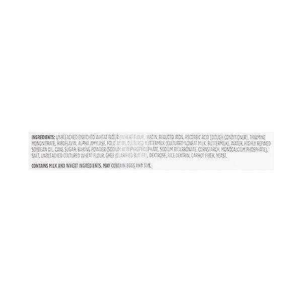 Tandoori Naan, Rustic White (4 - 3oz Pieces) 12