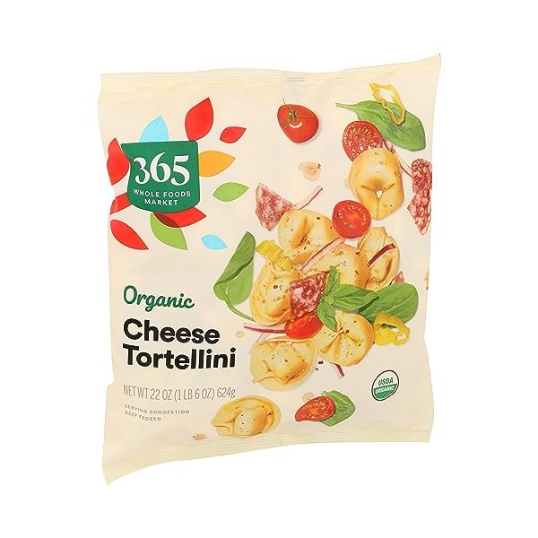 Frozen Organic Tortellini, Cheese 2