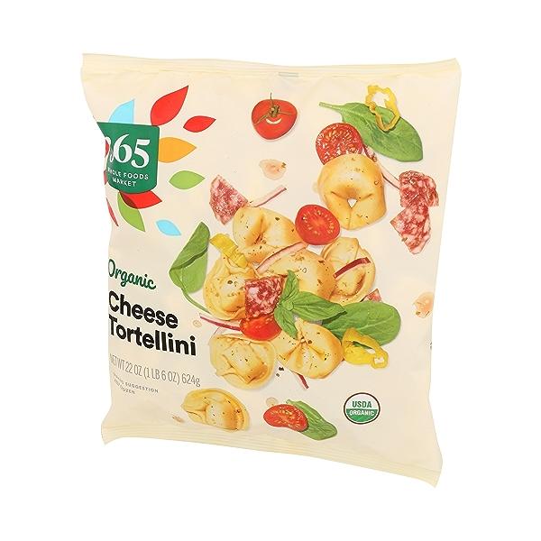 Frozen Organic Tortellini, Cheese 4