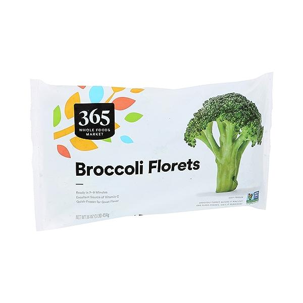 Frozen Vegetables, Broccoli Florets 2