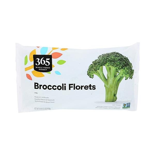 Frozen Vegetables, Broccoli Florets 1