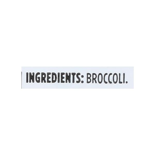 Frozen Vegetables, Broccoli Florets 12
