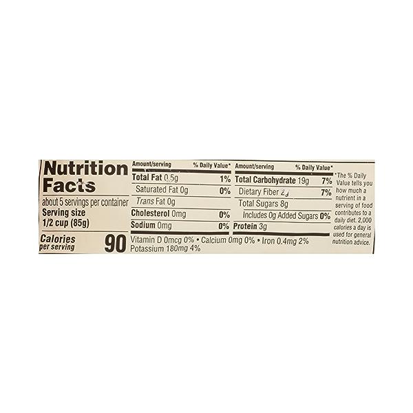 Frozen Organic Vegetables, Sweet Yellow Corn - No Salt Added 10