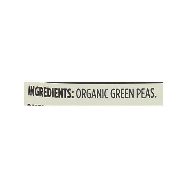 Frozen Organic Vegetables, Petite Green Peas - No Salt Added 12