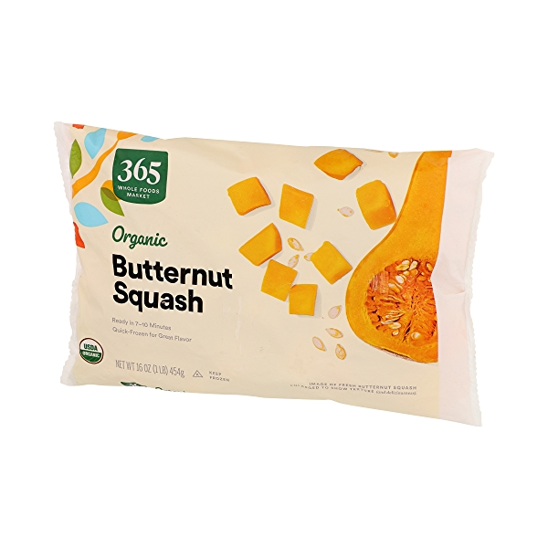 Frozen Organic Vegetables, Butternut Squash 4