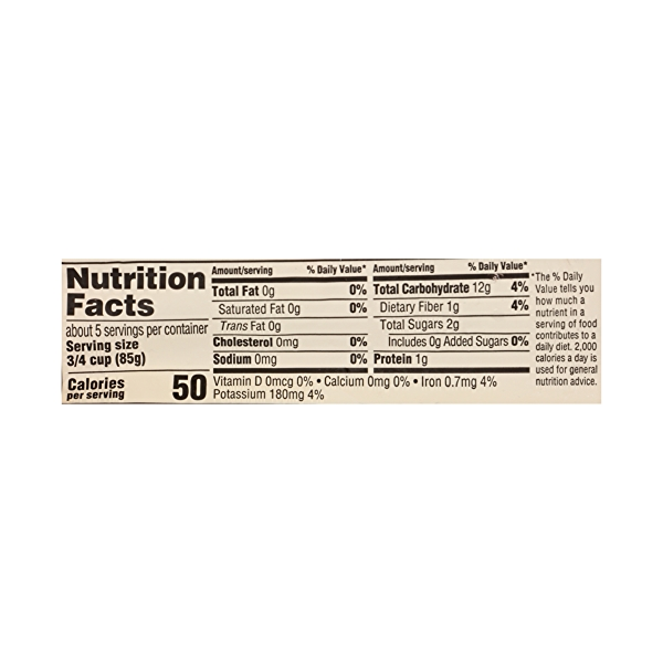 Frozen Organic Vegetables, Butternut Squash 10