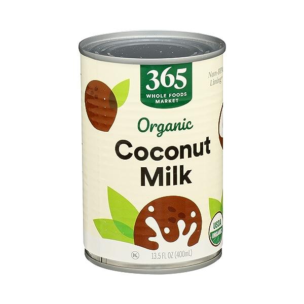 Organic Coconut Milk, 13.5 fl oz 2