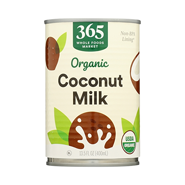 Organic Coconut Milk, 13.5 fl oz 3