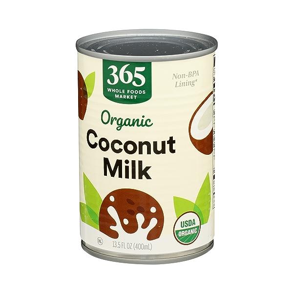 Organic Coconut Milk, 13.5 fl oz 4