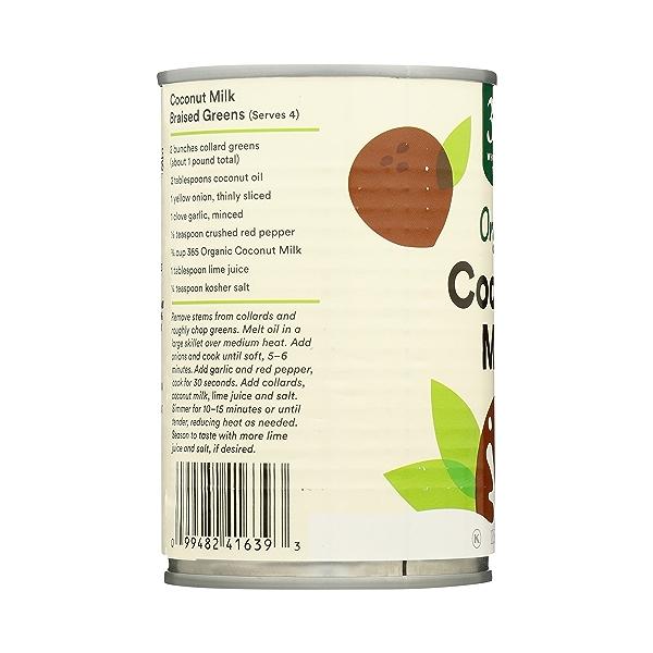 Organic Coconut Milk, 13.5 fl oz 5