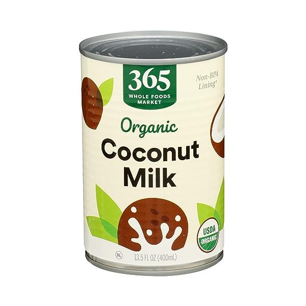 Organic Coconut Milk, 13.5 fl oz 1