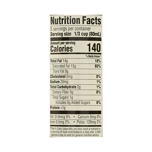 Organic Coconut Milk, 13.5 fl oz 10
