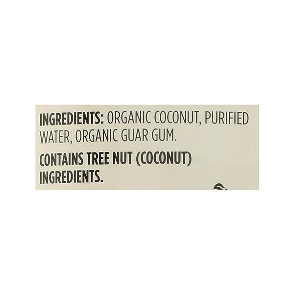 Organic Coconut Milk, 13.5 fl oz 12