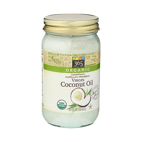 Expellar Pressed Coconut Oil, Virgin, 14 fl oz 2