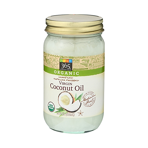 Expellar Pressed Coconut Oil, Virgin, 14 fl oz 3