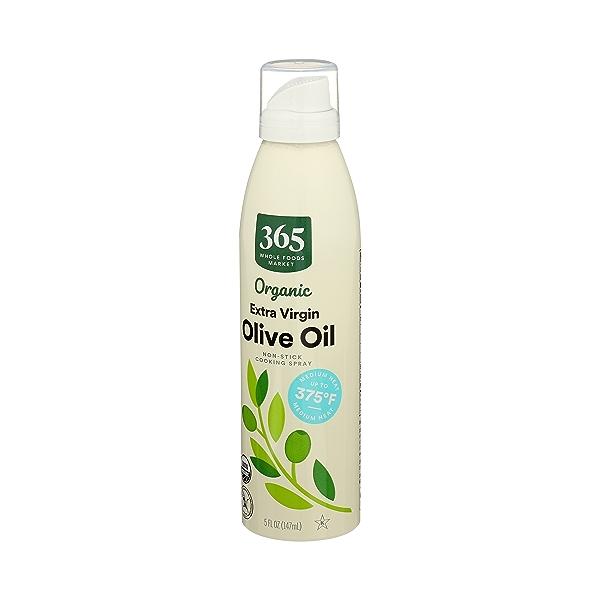 Organic Non-Stick Cooking Spray, Extra Virgin Olive Oil, 5 fl oz 4