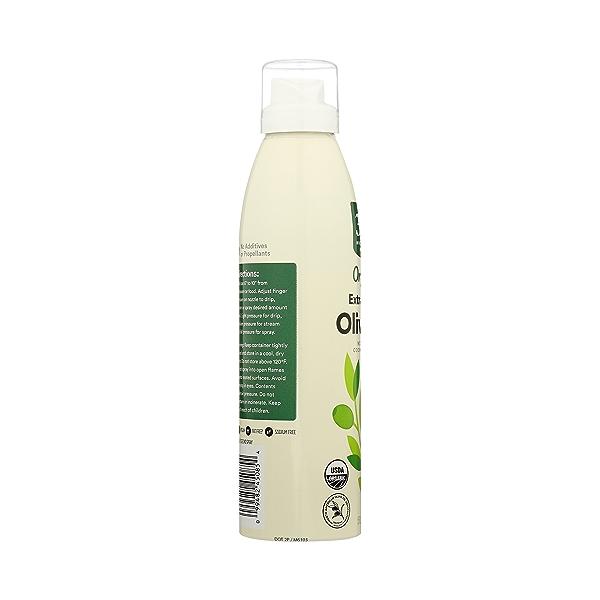 Organic Non-Stick Cooking Spray, Extra Virgin Olive Oil, 5 fl oz 5
