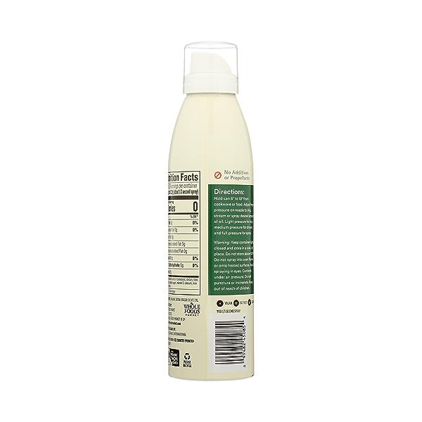 Organic Non-Stick Cooking Spray, Extra Virgin Olive Oil, 5 fl oz 7