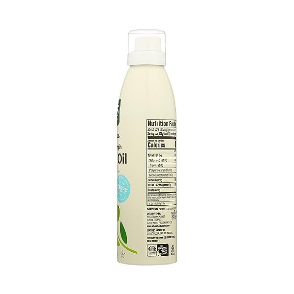 Organic Non-Stick Cooking Spray, Extra Virgin Olive Oil, 5 fl oz 8